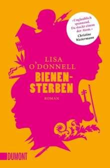 Lisa O'Donnell: Bienensterben, Buch