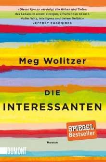 Meg Wolitzer: Die Interessanten, Buch