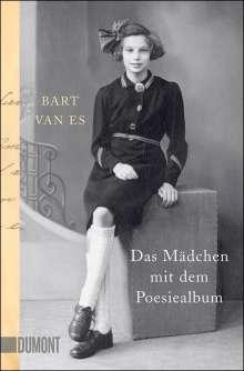 Bart van Es: Das Mädchen mit dem Poesiealbum, Buch