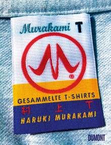 Haruki Murakami: Gesammelte T-Shirts, Buch