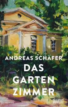 Andreas Schäfer: Das Gartenzimmer, Buch