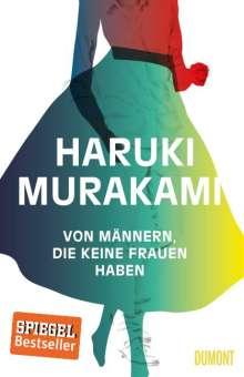 Haruki Murakami: Von Männern, die keine Frauen haben, Buch