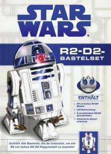 Benjamin Harper: STAR WARS R2-D2-Bastelset, Buch
