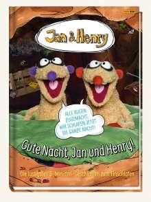 Gute Nacht, Jan und Henry!, Buch