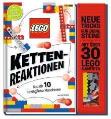 Pat Murphy: LEGO® Kettenreaktionen: Baue dir 10 bewegliche Maschinen, Buch