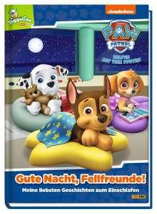PAW Patrol: Gute Nacht, Fellfreunde!, Buch