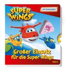 Claudia Weber: Super Wings: Großer Einsatz für die Super Wings, Buch