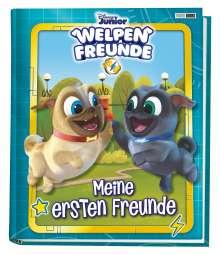Panini: Disney Junior Welpenfreunde: Meine ersten Freunde, Buch