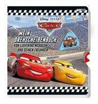 Panini: Disney Cars: Mein Drehscheibenbuch von Lightning McQueen und seinen Freunden, Buch