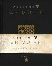 Bungie: Destiny: Grimoire, Buch