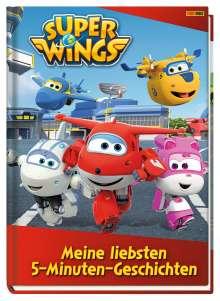 Claudia Weber: Super Wings: Meine liebsten 5-Minuten-Geschichten, Buch