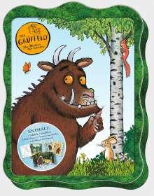 Panini: Der Grüffelo: Mal- und Spielspaß mit dem Grüffelo, Buch
