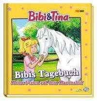 Claudia Weber: Bibi & Tina: Bibis Tagebuch - Meine Ferien auf dem Martinshof, Buch