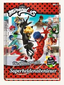 Claudia Weber: Miraculous: Die spannendsten Superheldenabenteuer, Buch