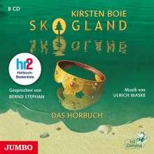 Kirsten Boie: Skogland, 8 CDs