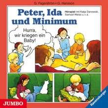 Grethe Fagerström: Peter, Ida und Minimum, CD