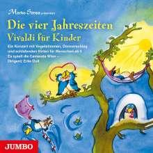Marko Simsa: Die vier Jahreszeiten, CD