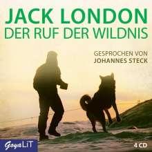 Der Ruf Der Wildnis, 3 CDs