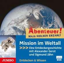 Maja Nielsen: Mission im Weltall, CD