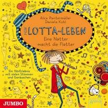 Alice Pantermüller: Mein Lotta-Leben 12. Eine Natter macht die Flatter, CD