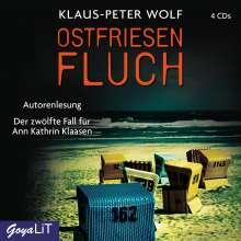 Klaus-Peter Wolf: Ostfriesenfluch, 4 CDs