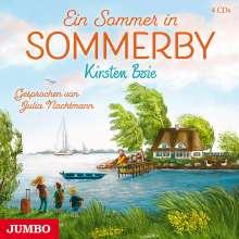 Kirsten Boie: Ein Sommer in Sommerby, 4 CDs
