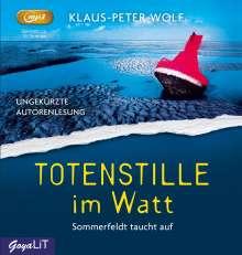 Klaus-Peter Wolf: Totenstille im Watt, 2 CDs