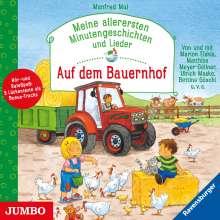 Manfred Mai: Meine allerersten Minutengeschichten und Lieder. Auf dem Bauernhof, CD