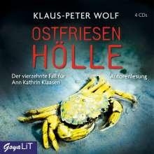 Klaus-Peter Wolf: Ostfriesenhölle, 4 CDs