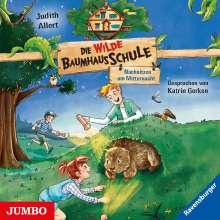 Judith Allert: Die wilde Baumhausschule (Folge 3) Nachsitzen um Mitternacht, CD