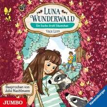 Usch Luhn: Luna Wunderwald (06) Ein Dachs dreht Däumchen, CD