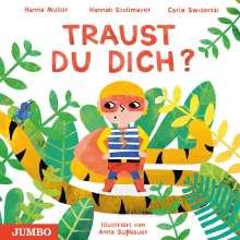 Hanna Müller: Traust du dich?, Buch