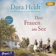 Dora Heldt: Drei Frauen am See, MP3-CD