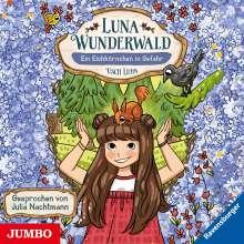 Usch Luhn: Luna Wunderwald (07) Ein Eichhörnchen in Gefahr, CD