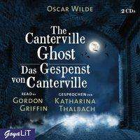 Oscar Wilde: The Canterville Ghost / Das Gespenst von Canterville, 2 CDs