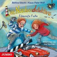 Klaus-Peter Wolf: Die Nordseedetektive (09) Filmreife Falle, CD