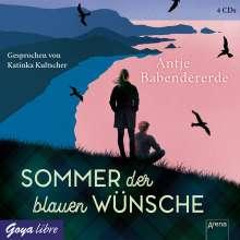 Antje Babendererde: Sommer der blauen Wünsche, 4 CDs
