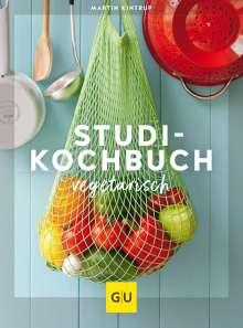 Martin Kintrup: Studenten Kochbuch - vegetarisch, Buch