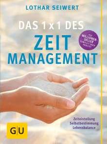 Lothar Seiwert: Das  1x1 des Zeitmanagement, Buch