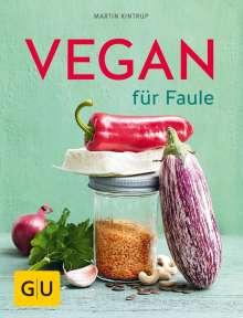 Martin Kintrup: Vegan für Faule, Buch