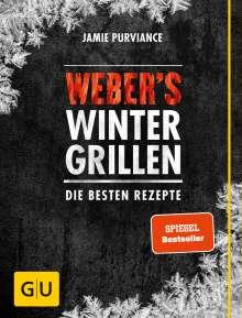 Jamie Purviance: Weber's Wintergrillen, Buch