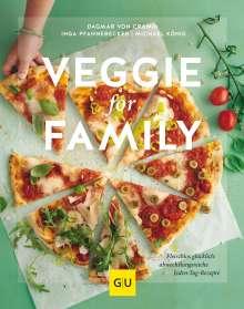 Dagmar von Cramm: Veggie for Family, Buch