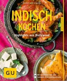 Cornelia Schinharl: Indisch kochen, Buch