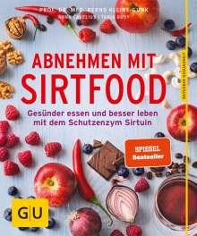 Anna Cavelius: Abnehmen mit Sirtfood, Buch