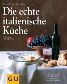 Franco Benussi: Die echte italienische Küche, Buch