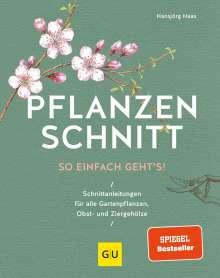Hansjörg Haas: Pflanzenschnitt, Buch