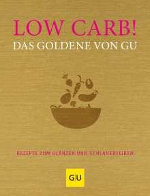 Low Carb! Das Goldene von GU, Buch