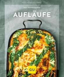 Inga Pfannebecker: Aufläufe, Buch