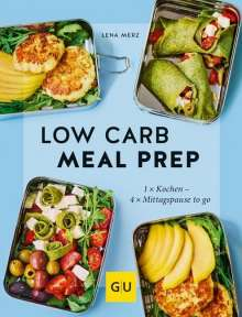Lena Merz: Low Carb Meal Prep, Buch