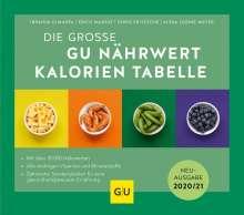 Ibrahim Elmadfa: Die große GU Nährwert-Kalorien-Tabelle, Buch